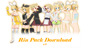 Rin Pack Download v3 by AlexIsDeadddx
