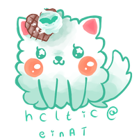 MINT POM by ChocolatDisco