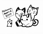 Request - Adopt a Kitty by NoSignature