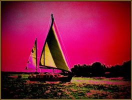 Red Sky Sailin by Tailgun2009
