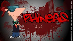 Rap Phineas Wallpaper by sangheili13