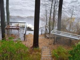 Hurricane Sandy by dizzyflower28