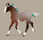 A2959 Foal Design by Cloudrunner64