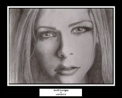 Avril Lavigne by AndyBuck