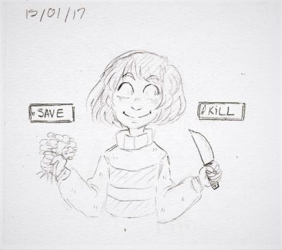 CHARA (Request) by the-cookiest