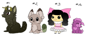 Simple Adopts [w/ cheap icons] [5-15 points] by Linthium