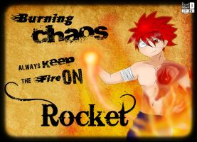 Rocket of the Burning Chaos by Frostheart-D-Blaize