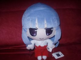 When They Cry Rika Plush by KittyChanBB