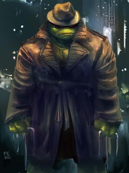 Raphael trenchcoat by Fpeniche