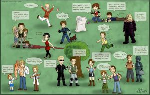 The Resident Evil Community by Chiaticle