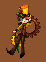 Contest: Steampunk boy by Tsusu-Squalo
