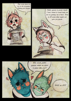 RaccoonBrothers::Page023 by IFreischutz