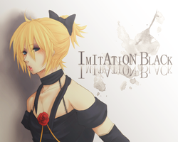 Vocaloid - Imitation Black by areeth