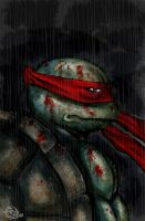 Savage Rain by Ninja-Turtles