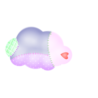 Contest/Event Entry: CLOUD PILLOW! by DragonVampriss