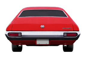 1972 Ford Gran Torino-II Stock PNG by Walking-Tall