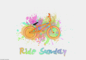 Ride Sunday by SyntheticsArt