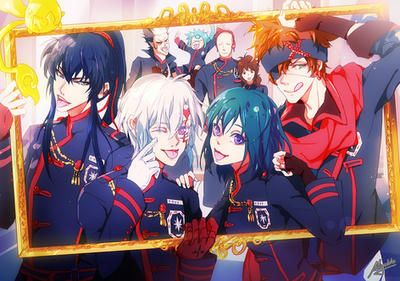 DGM - Exorcists by Miyukiko