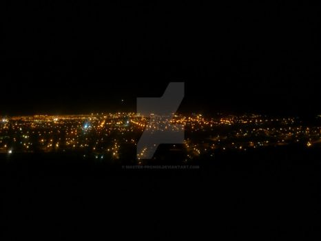 windhoek at night by mAsTeR-PrOnGs