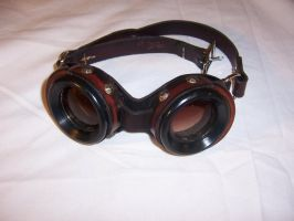 'G Style' Goggles by Altitude-Artisan