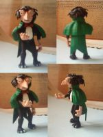 Count von Count Painted by Chentzilla