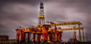 H&W - Oil Rig-1 by Craig-PhotoWork