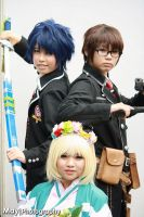 The blue exorcist by Silverwolf-Himegami