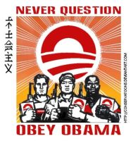 Never Question: Obey by RedTusker
