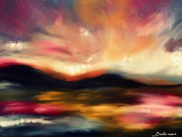 Abstract dream by Delawer-Omar