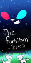 The Forbidden Secrets Cover by catsp00ky