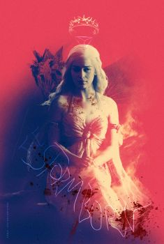 The Stormborn (Daenereys Game of Thrones) by crqsf