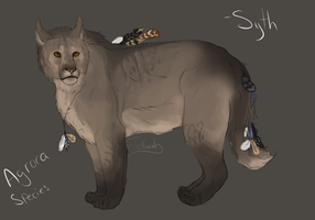 Syth- Agrora Species by Allixi