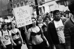 SlutWalk NYC 4 by BlackRoomPhoto
