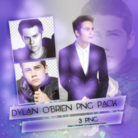 #PNGpack (26) Dylan O'Brien by ChoiMertJRM