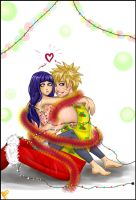 Merry Little Christmas by naruhina08lover