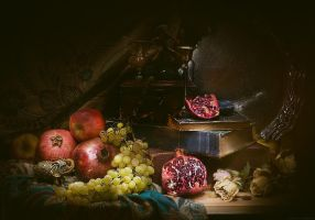 Still Life)) by ElinasArt