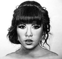 CARLY RAE JEPSEN by bhv93