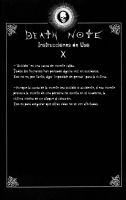 Death Note Regla 10 by XMarcoXfansubs