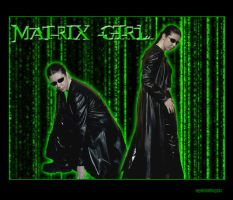 Matrix Girl by CultusSanguine
