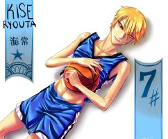 Kise by DarkVow