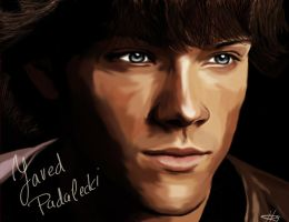 Jared Padalecki by MissHeroes94