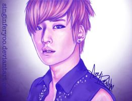 Kevin Woo, U-KISS by singinferyoo