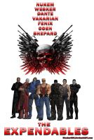 The Expendables by Wesker500