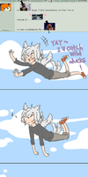 Q15 - Flying Wolf by Ask-WolfPrince