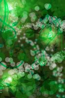 .:Green Fairy Background:. by MamuEmu