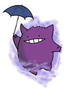 Gengar Knows by UnholyTrinity666