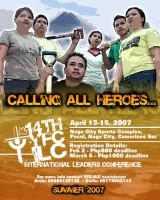 14th YFC ILC build poster by eggay