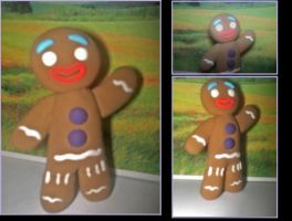 Gingerbread Man by axelgnt
