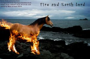 Fire and Earth lord by HlsRoger
