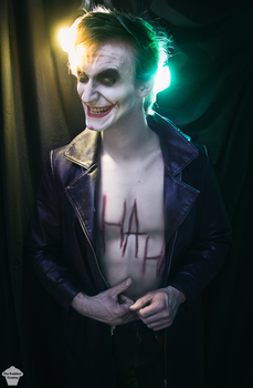 Joker [Injustice2] 2 by ThePuddins